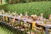 Long table events