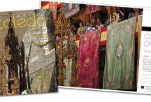 """#42 Toledo, guía turística y cultural / EL NÚMERO 42 DE """"#TOLEDO, guía turística y cultural"""" que estará en pocos días en la calle!! Si queréis recibirla en casa solo nos tienes que escribir a informacion@toledoguiaturisticaycultural.com y te contaremos como! Mientras tanto echarle un vistazo en la versión online! http://issuu.com/toledoguiaturisticaycultural/docs/toledo_guia_turistica_y_cultural_42"""