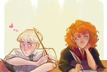HP New Generation / Most likely Scorpius and Roses