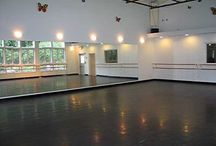 Dance studio ideas