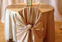 Chair Decor Table Dress-Up