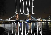 Love London / We live in London, and think that it's an amazing place to live. Here are some things that we have done in the city!