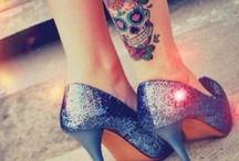 Tattoos  / by Jennifer Dengler