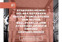 #BUENOTUYO / Bueno Shoes Moda Tüyoları...