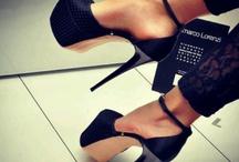 pantofi cu toc înalt