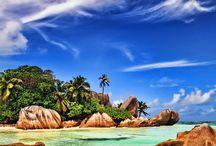 Seychellen / Traumhafte Inseln, Seychellen, Mahe, La Digue, Praslin