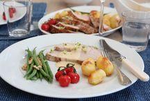 Middag - kylling/kalkun
