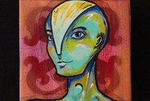 My artwork / by Judah Sleep
