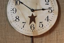 Primitive Clocks / by Allyson's Place
