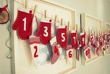 Joulukalentereita
