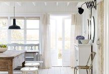 Inspiration: Cottage / Lake House