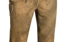 Trachten Lederhosen kniebund / Die Kniebundhosen aus hochwertigem Leder sind langlebig, bequem und strapazierfähig. Neue Farben und Details sorgen für ein modernes Kleidungsstück, das durchaus auch für den täglichen Bedarf angedacht ist.