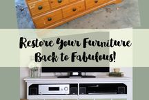 Furniture Restorations