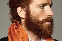 Mustache + Beards