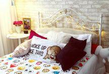 inspirações para o meu quarto