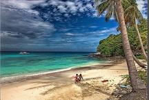 Beach, Island & Ocean Love