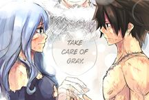 Gray and Juvia <3