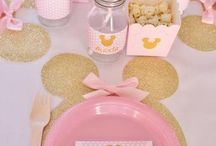 MIKY & MINNIE MOUSE PARTY