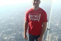 BCNU in public / Friends of BCNÜ Utility Wear out and about in their gear.