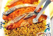 Рыбные блюда и морепродукты / Рыба во всех ее ипостасях, морские гады тоже