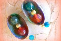 SILK COCOON IN JEWELRY!