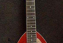 teardrop guitars