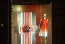 Fendi - Florence Store Windows / walk, see, take a picture