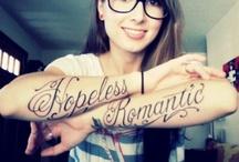 Tattoos / by Jen Cole