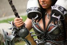 Grommash cosplay