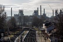 O Ciup! / Fotografia przemysłowa, górnośląski krajobraz / Industrial photography, uppersilesian landscape.