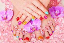 Περιποίηση στα... Άκρα!!! / Περιποίηση στα Άκρα.... με Μανικιούρ + Πεντικιούρ για να είμαστε πάντα κομψές & περιποιημένες! Και για ακόμη πιο εντυπωσιακές εμφανίσεις, επιλέγουμε έντονα χρώματα και πρωτότυπα σχέδια nail art!!!