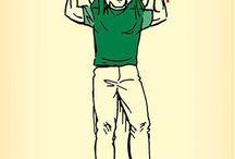 Exercícios para postura