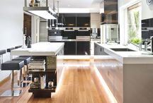 Kitchens and hardware / by Angela Clermont