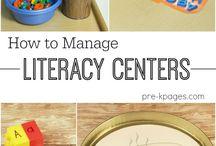 Literacy Activity Centres