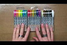 DIY: Stifte, Kreide, usw