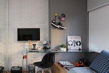 House: Boys Rooms