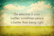 Words of wisdom  / by Amanda Slayton