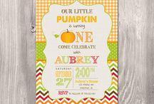 Lottie's Pumpkin Party