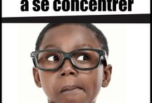 concentration d un enfant