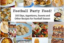 Football party ideas / by Natalie White