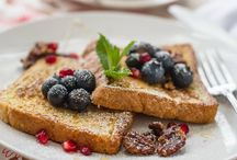 Chunky Toast / There is nothing better than a slice of chunky toast to start your day.