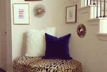 Leopard small bedroom