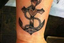tattoos rock