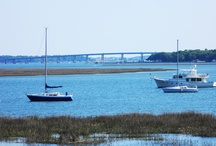 """~Beautiful Beaufort~ /  """"I was born and raised on a Carolina Sea Island and I carried the sunshine of the Lowcountry, inked in dark gold, on my back and shoulders."""" ~ Pat Conroy   ........ ~~PLEASE PIN RESPECTFULLY~~ / by ~ BJ ~"""