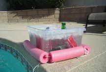 p piscina