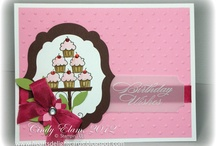 Ideas using Stampin' Up Products / by Candy Wilke