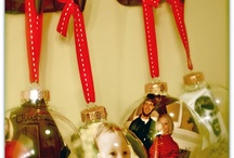 HOLIDAY: Christmas Ornaments / by Christina Pena Pittre
