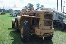 Caterpillar wheel loaders