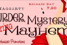 Review Blitz ~ Murder, Mystery & Dating Mayhem