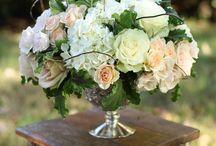 květiny  dekotace